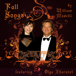 Fall Songs CD