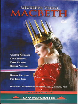 Macbeth DVD Cover